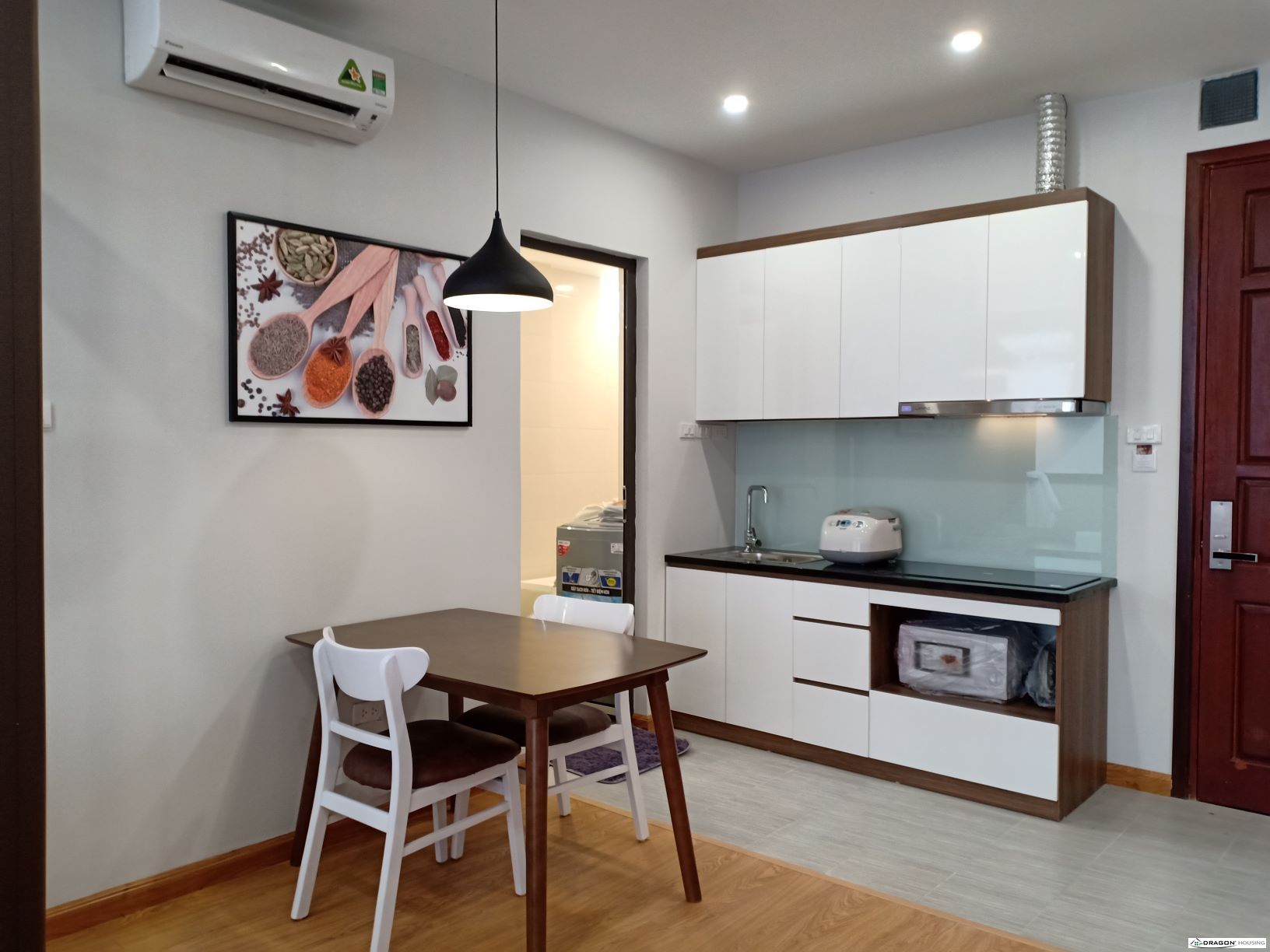 2. BR1 Kitchen area