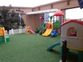 Playing ground for child
