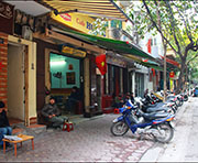 Vietnam First Starbucks